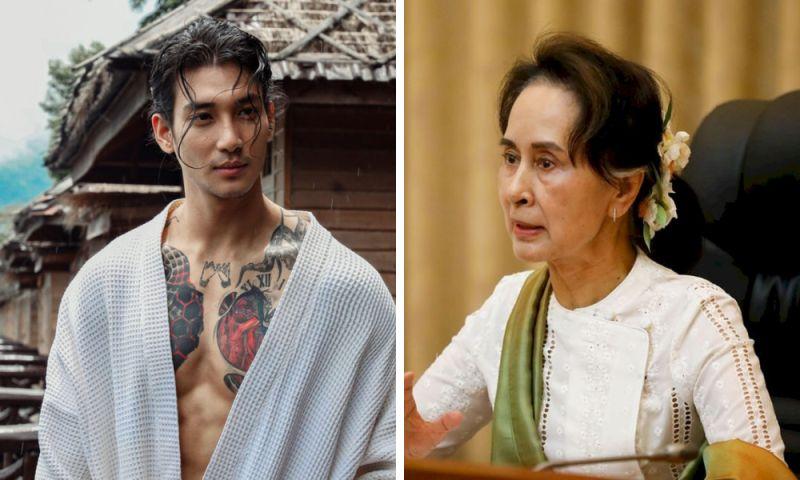 緬甸男神譴責軍方政變!籲民眾勇敢發聲:國家此刻需要你