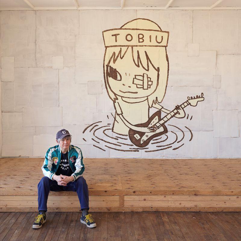 ▲日本重量級藝術家奈良美智親自來台布展。(圖/文化總會提供)