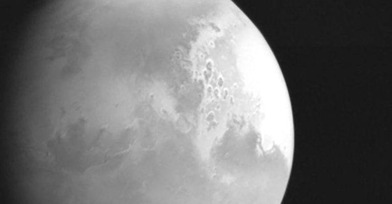 中國天問一號探測器 成功進入火星軌道