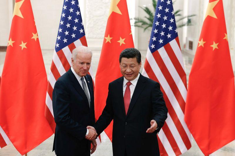 拜登/習近平/Joe Biden/ Xi