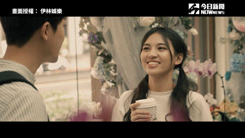 ▲ 飾演女主角的醒吾科技大學學生廖亞蓁。(圖/伊林娛樂 授權)