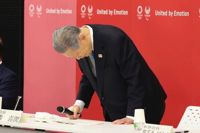 森喜朗/Yoshiro Mori/Tokyo Olympics president