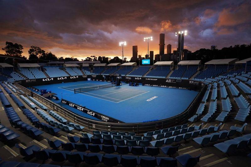 澳網/墨爾本突封城 澳網比賽不開放球迷進場