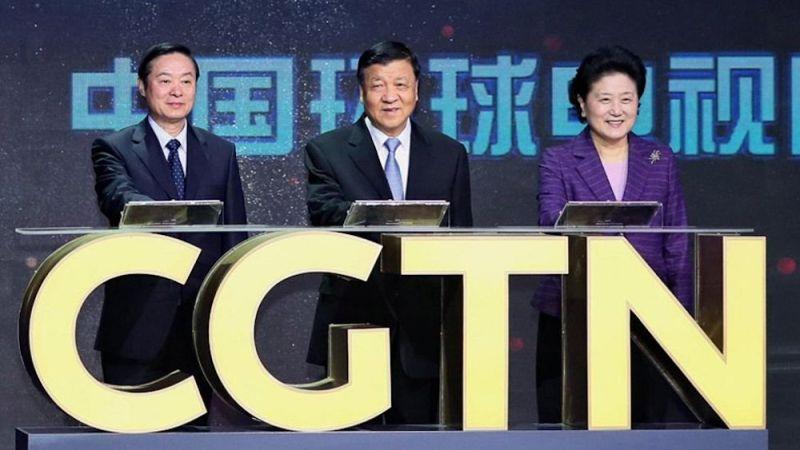 中英媒體戰延燒!德國也宣布停播中國官媒CGTN