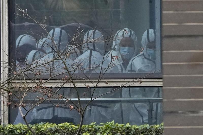 ▲▼世衛專家小組於2月初赴武漢,拜訪了華南海鮮市場、武漢病毒研究所(實驗室)、湖北省動物疾控中心等地點。(圖/美聯社/達志影像)