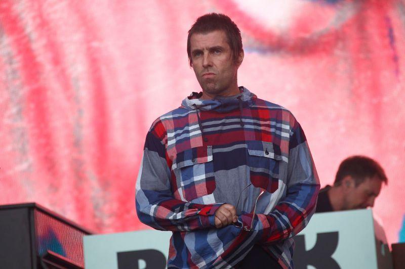 ▲連恩回答粉絲Oasis今年將會重組。(圖/美聯社)