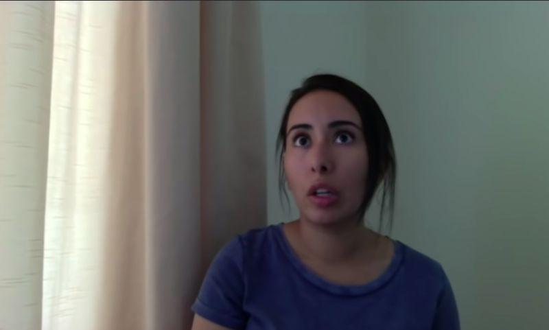 ▲杜拜公主拉蒂法的處境與安全,備受外界關注。(圖/翻攝自Official #FreeLatifa Campaign YouTube影片)