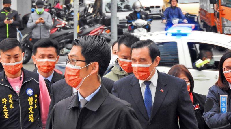 邱太三指台灣民眾無法接受92共識 馬英九痛批不負責任