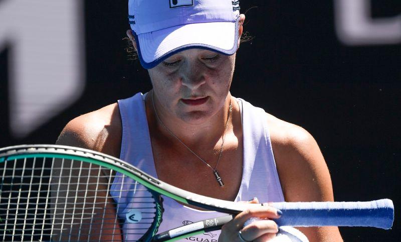 網球/關鍵醫療暫停逆轉氣勢 澳洲球后遭捷克黑馬淘汰