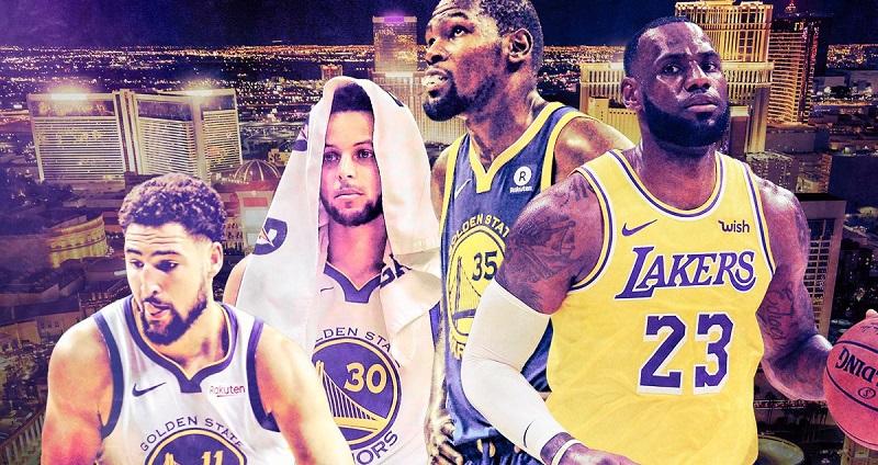 NBA/詹皇對抗KD NBA明星賽陣容出爐
