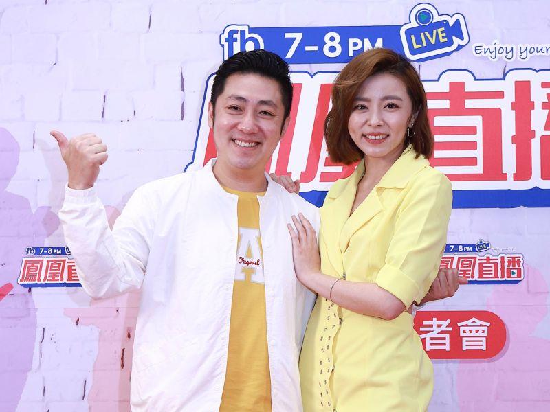 ▲艾成(左)娶了王瞳竟忘記慶祝情人節。(圖/民視)