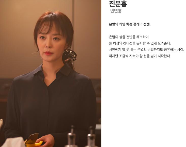 ▲▼安妍紅為第二季新角色,擔任恩星的家教。(圖/SBS)