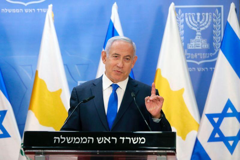 以色列總理尼坦雅胡(Benjamin Netanyahu)