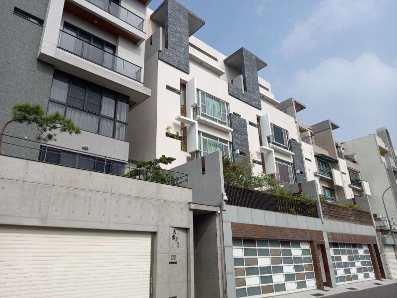 據統計,台南安平去年透天及別墅平均總價破2000萬