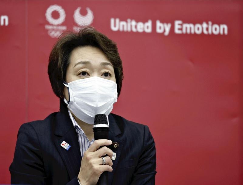 橋本聖子接東奧組委會主席 誓言重獲大眾信任