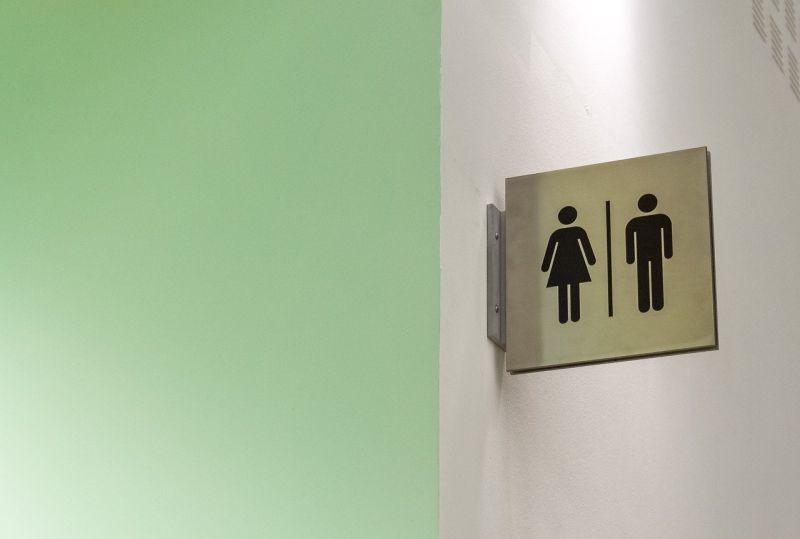 ▲▲友人去了一趟廁所,立馬對暗戀半年之久的對象幻滅。(示意圖/翻攝Pixabay)