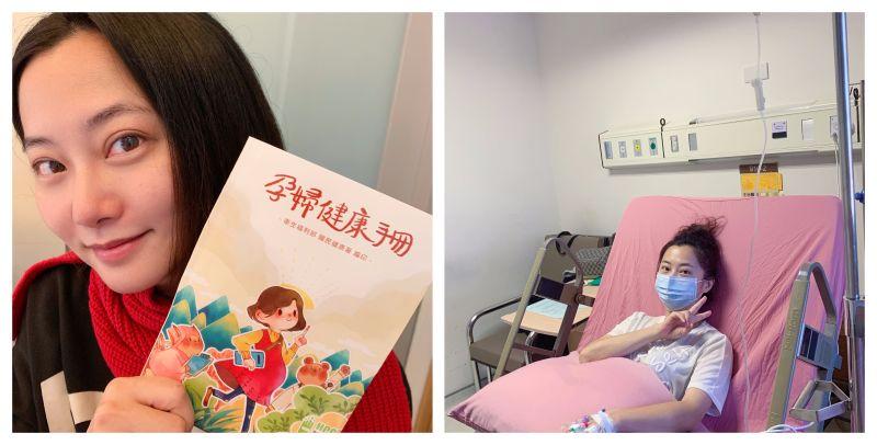恭喜!41歲趙小僑宣布懷孕 試管2次終於成功