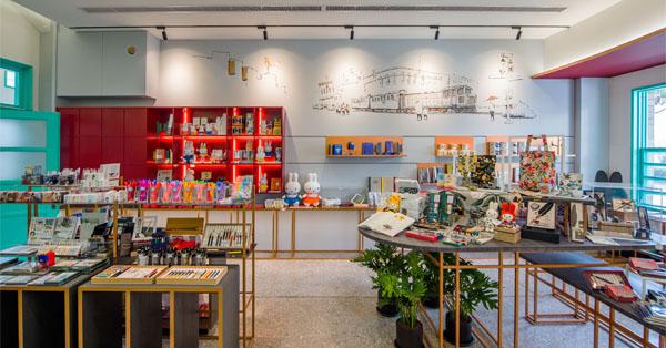 ▲誠品書店自2021年1月起進駐嘉義美術館A棟一樓。(圖|誠品書店)