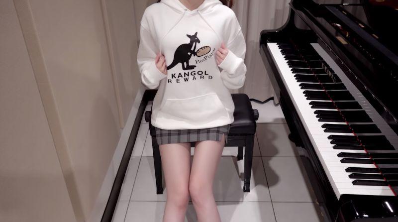 ▲Pan Piano是台灣第一名女YouTuber?原因引發熱議。(圖/翻攝自Pan Piano YouTube)