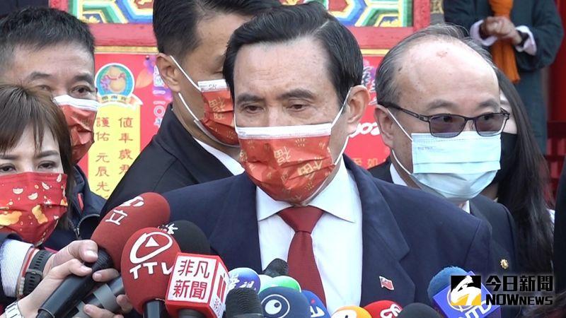 前總統馬英九20日在接受媒體訪問時,被問到韓國瑜復出一事,馬英九則平淡表示「不需大驚小怪」。