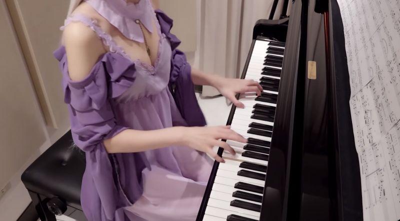 ▲Pan Piano最適合和哪位YouTuber聯名?貼文引發熱議。(圖/翻攝自Pan Piano YouTube)