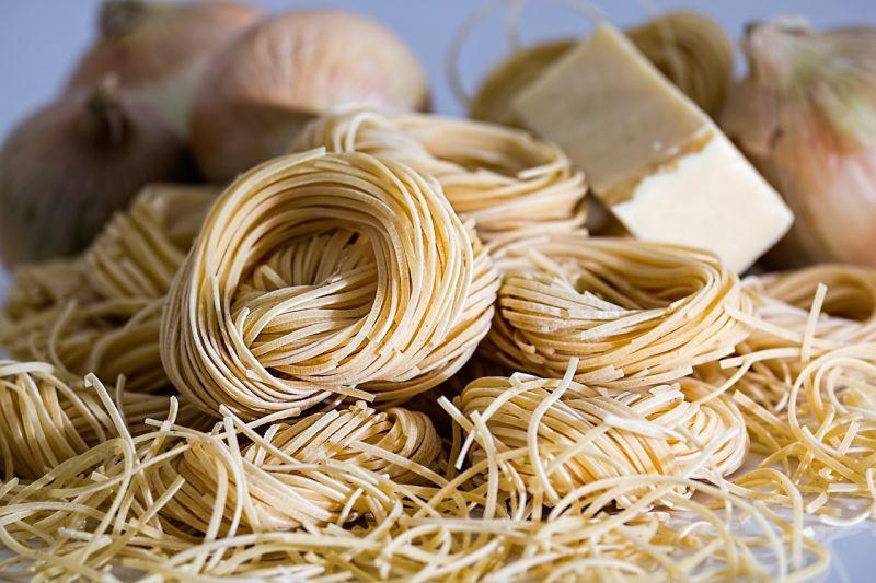 ▲麵食的種類相當多元,無論是乾麵、湯麵或炒麵,油麵、意麵或義大利麵,都各自有人喜愛。(示意圖/翻攝自Pixabay)
