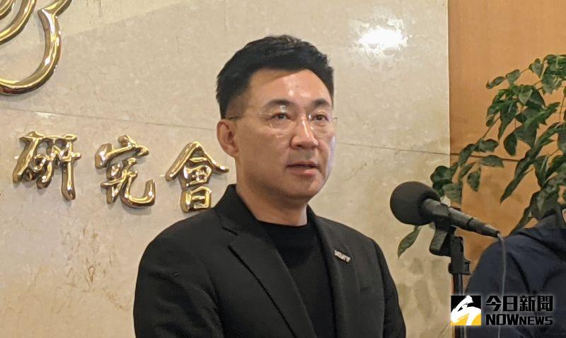 中國禁台灣鳳梨 江啟臣呼籲對岸:不該有政治因素考量