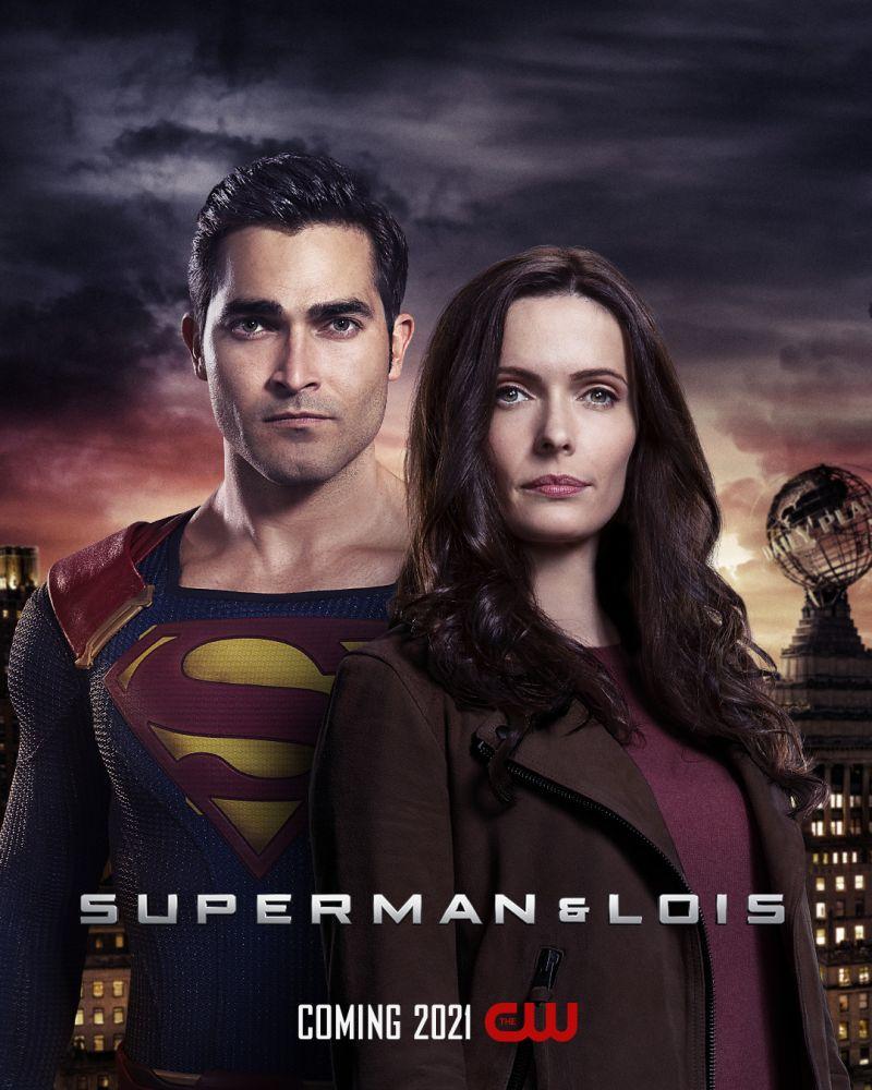 ▲全新《超人與露易絲》影集即將播出。(圖/Warner