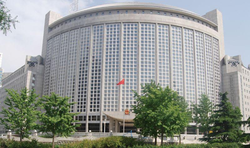 中國外交部大樓