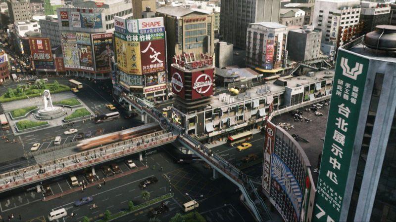 ▲《天橋上的魔術師》勾起許多人對中華商場的回憶。(圖/公視、myVideo提供)