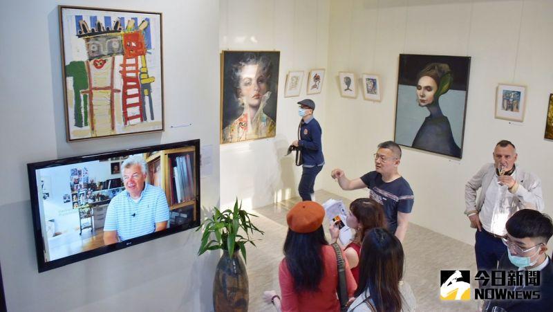 當柏林遇見台北國際交流展移師高雄臻藝術