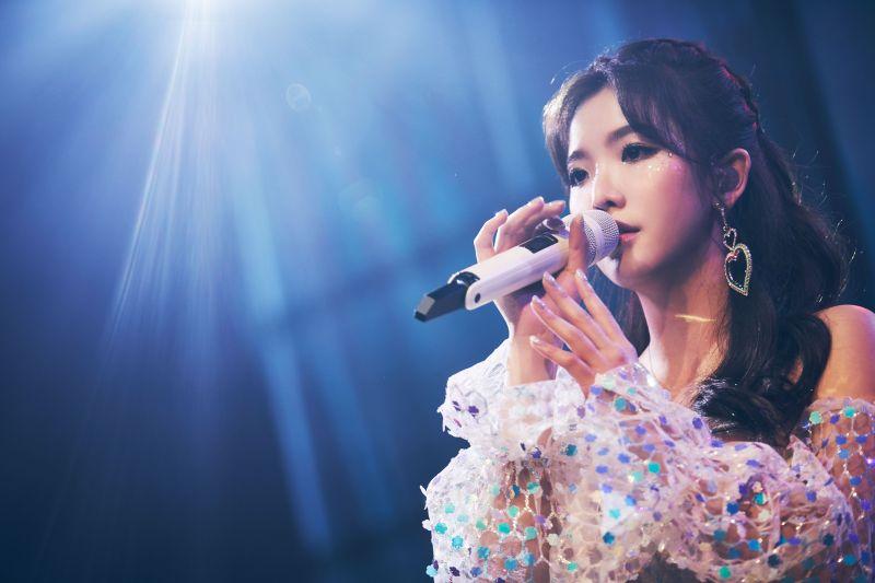 王欣晨首次舉辦音樂會,好友宋偉恩現身站台。(圖/歆動音樂提供)