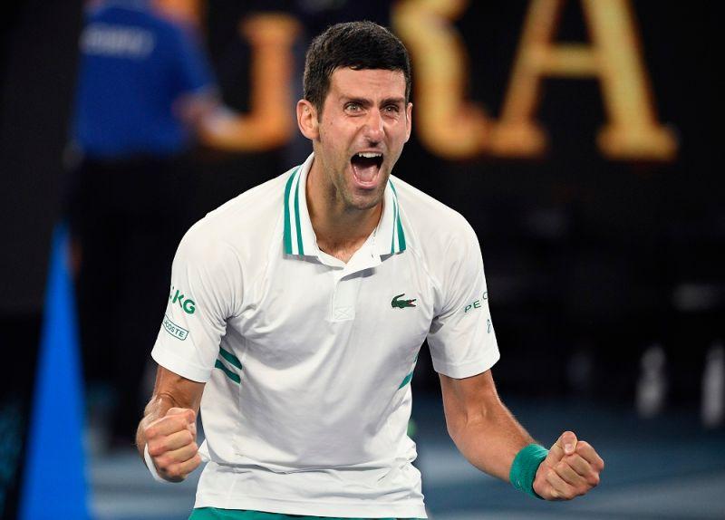 網球/復仇!兩度在法網擊敗Nadal 喬帥成史上第一人