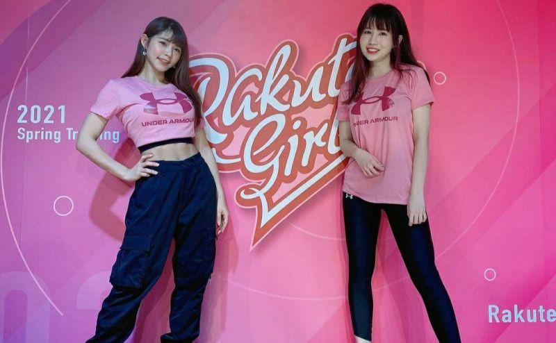 ▲舞蹈總監陸筱晴(左)、副舞蹈總監小帆。(圖/取自小帆IG)