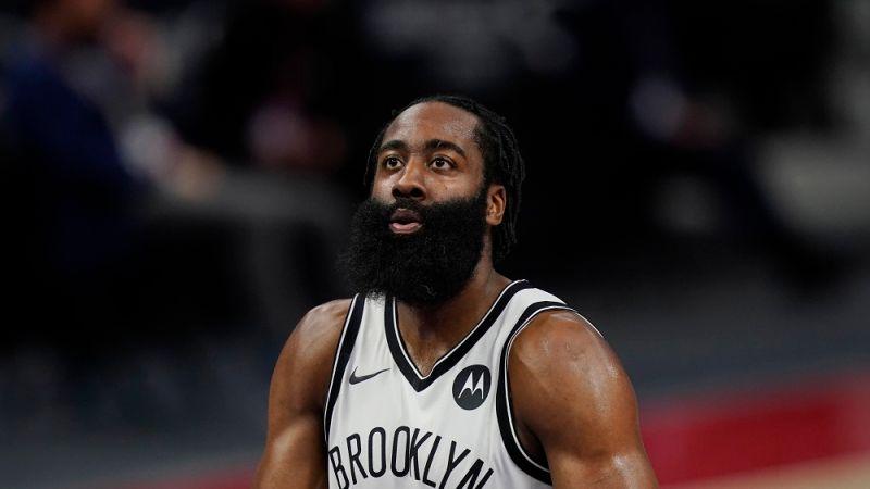 NBA/Harden腿筋傷勢加重 Nash:他可能到季後賽才回歸