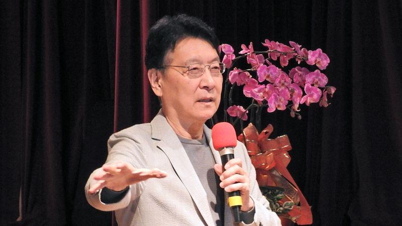 影/趙少康喊話蔡英文 推動內閣制修憲和不在籍投票
