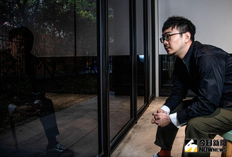 ▲程偉豪導演一部電影《緝魂》,就抓住張震和張鈞甯的演技實力。(圖/記者葉政勳攝)