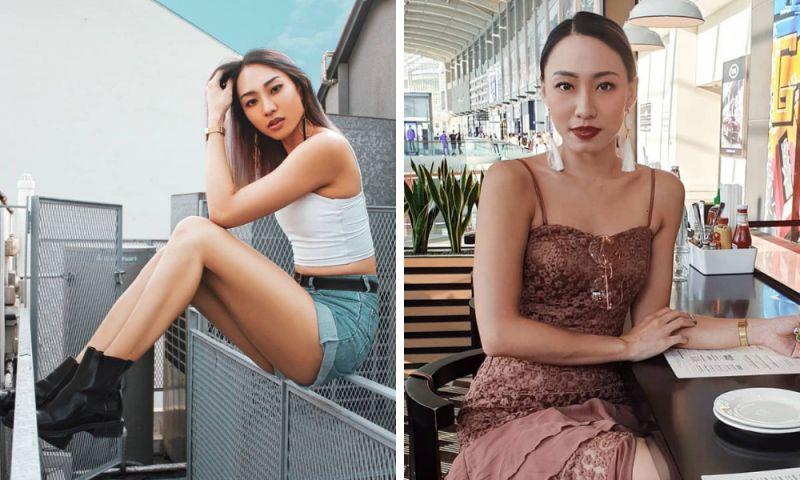 ▲曾經參選2017年新加坡環球小姐的佳麗王凱琳(Ashley
