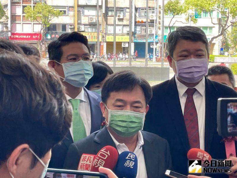 林右昌入閣任交通部長?林錫耀:民進黨不是「以黨領政」