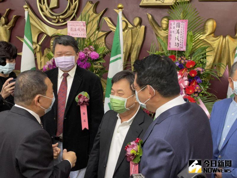 大潭藻礁公投延燒 林錫耀:不要成黨派的角力