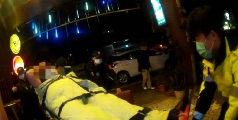 酒館談生意破裂酒瓶砸頭 警快打逮人