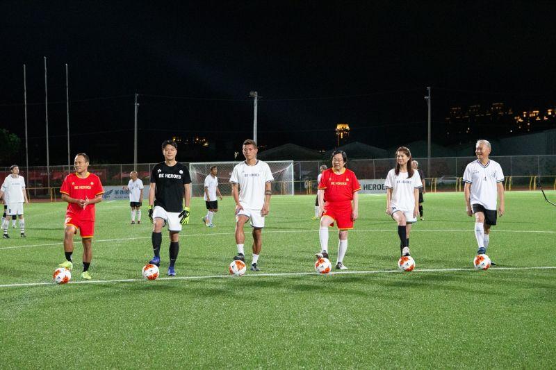 足球/以行動支持台灣足球 展逸國際宣布跨足企甲聯賽