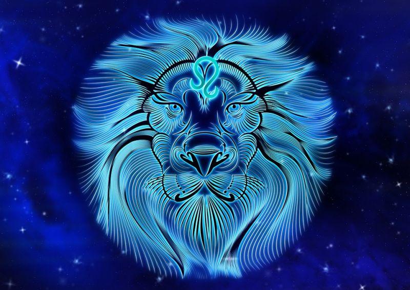 ▲獅子座。(圖/Pixabay)