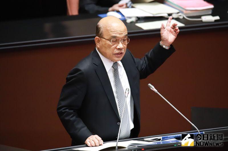 蘇貞昌報告疫苗採購 陳柏惟:國際級駭客攻擊台灣冷鏈