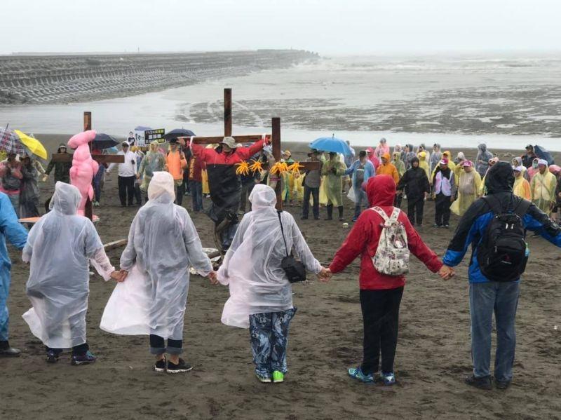 環團:國民黨將藻礁公投與核電扯上關係 難理解