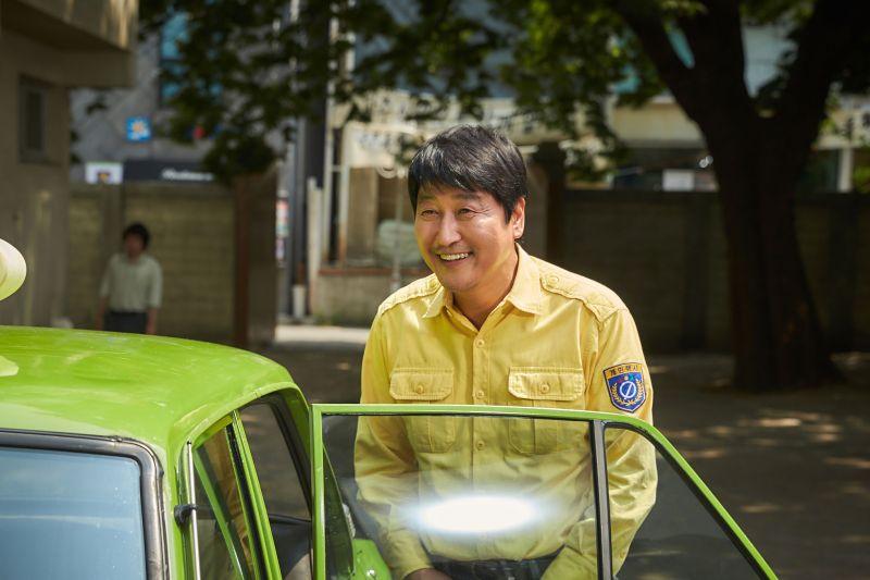 ▲宋康昊因為《我只是個計程車司機》獲得影帝殊榮。(圖/車庫娛樂)
