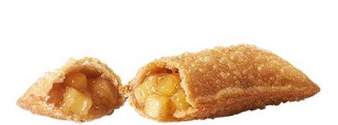 ▲原PO每次到麥當勞都必點的甜點是蘋果派。(圖/翻攝自麥當勞官網)