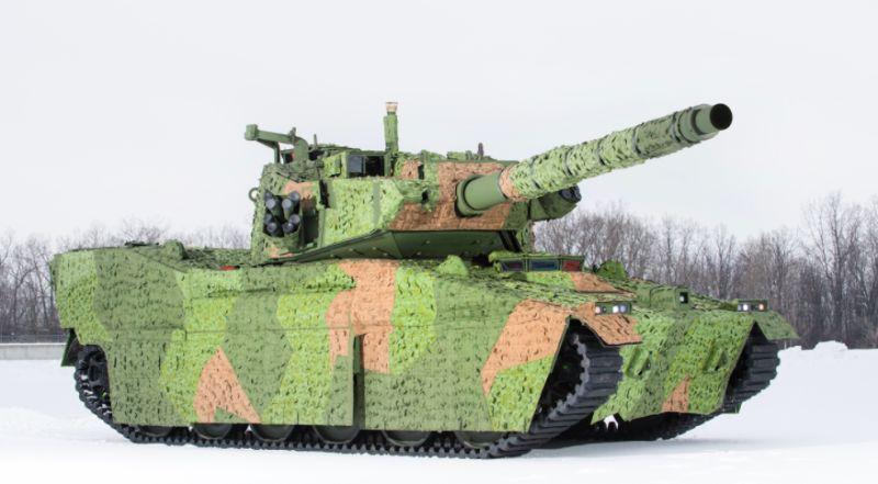▲貝宜(BAE)公司M8遠征輕戰車投入美軍輕戰車採購計畫。(圖/BAE官網)