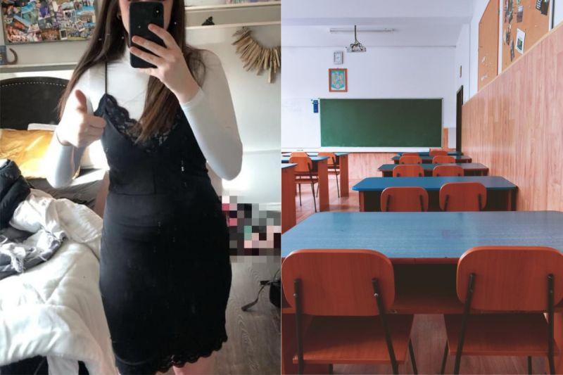 女學生穿搭被轟出教室!爸一聽「原因」氣炸:根本不專業