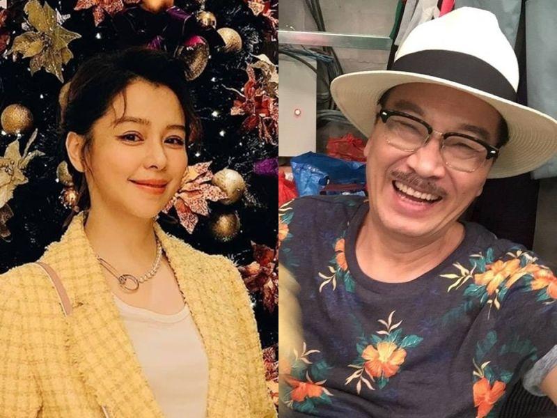 吳孟達片場暖舉曝光 徐若瑄憶「28年緣分」:永遠巨星